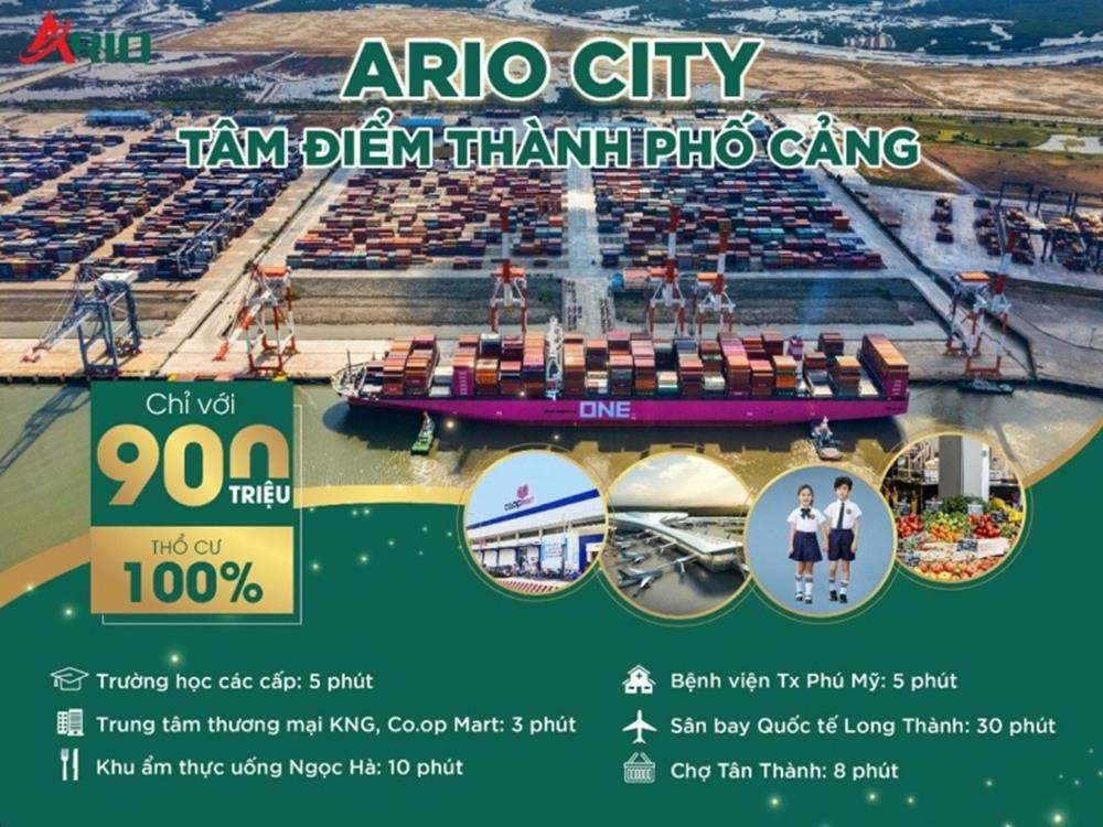 Ario City