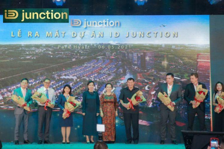 Lễ ra mắt dự ánID Junction của Tập đoànTây Hồ