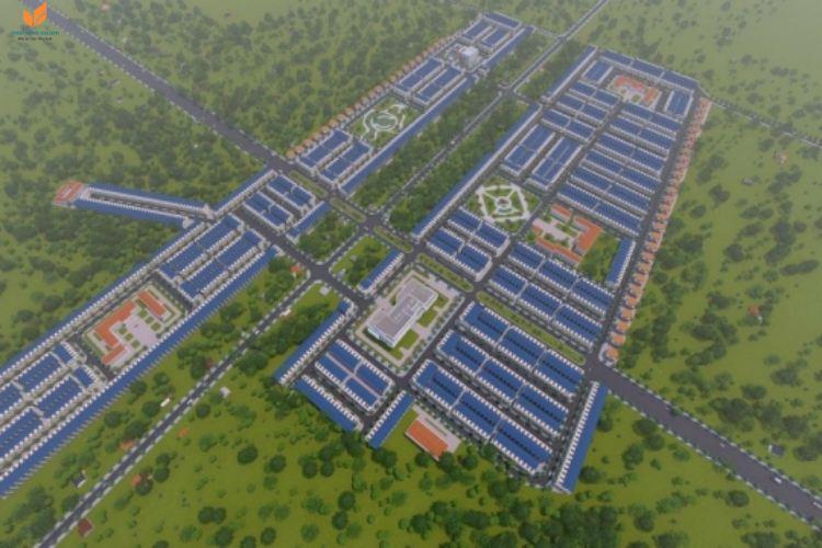 Tổng quan dự ánKhu đô thị Phúc Hưng Golden City Bình Phước