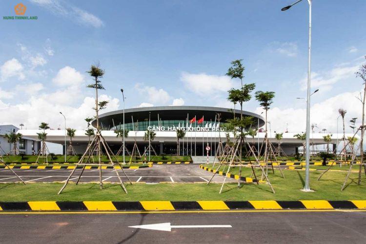 Cảng hàng khôngPhù Cát - Quy Nhơn, Bình Định