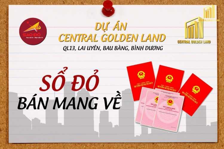 Pháp lý dự ánCentral Golden Land