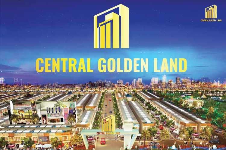 Tổng quan dự ánCentral Golden Land Bình Dương