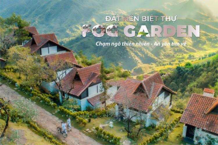 Tổng quan dự ánFog Garden Bảo Lộc