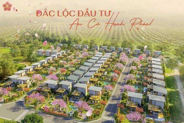 Tổng quan dự ánSakura Garden Bảo Lộc