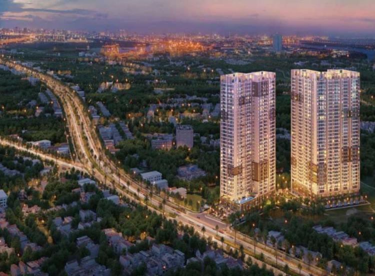 Tổng quan dự án căn hộĐất Xanh Homes CityView