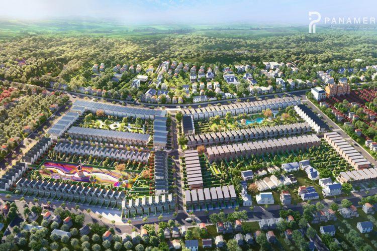 Phối cảnh dự ánPanamera Bảo Lộc