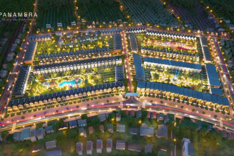 Tổng quan dự ánPanamera Bảo Lộc