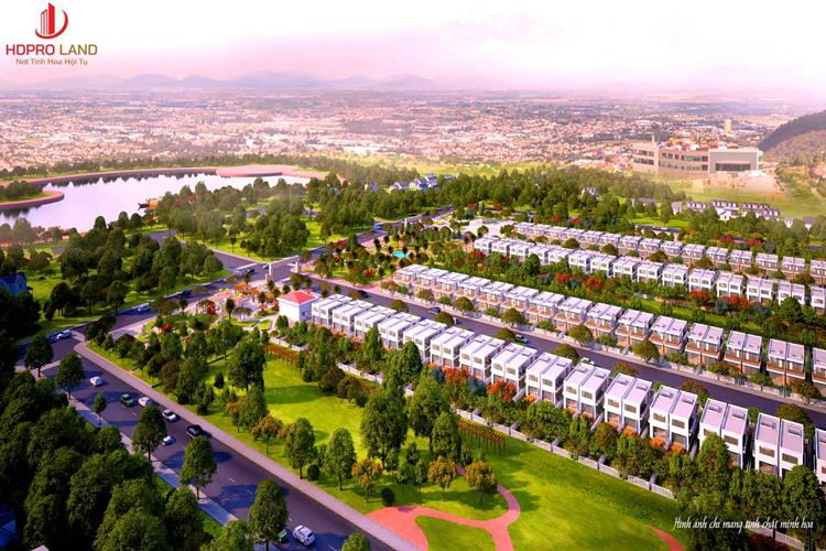 Phối cảnh Phú Mỹ Future City