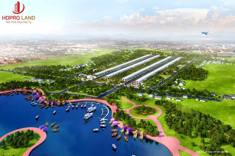 Hình phối cảnh dự án Phú Mỹ Future City