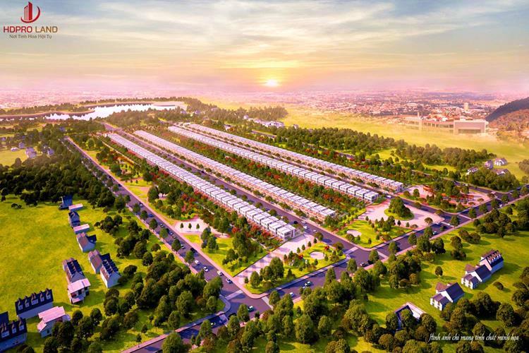 Phối cảnh dự án Phú Mỹ Future City