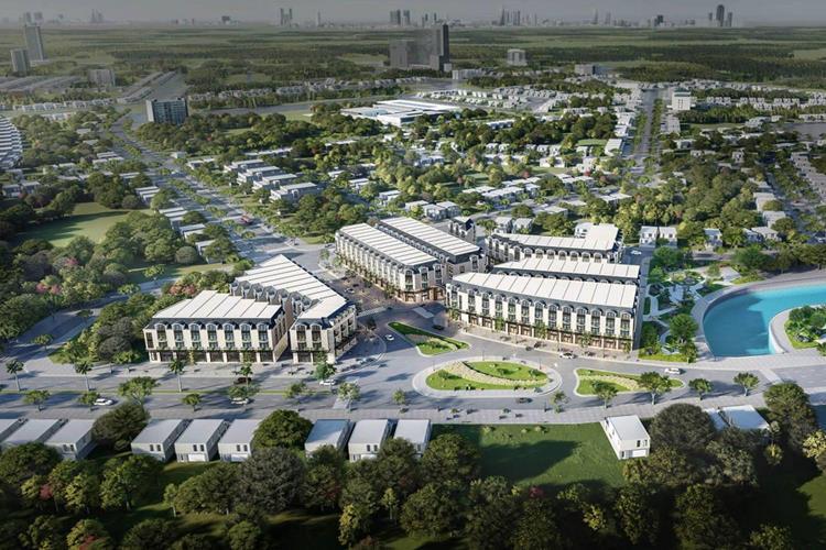 Dự án Diamond Central Biên Hòa