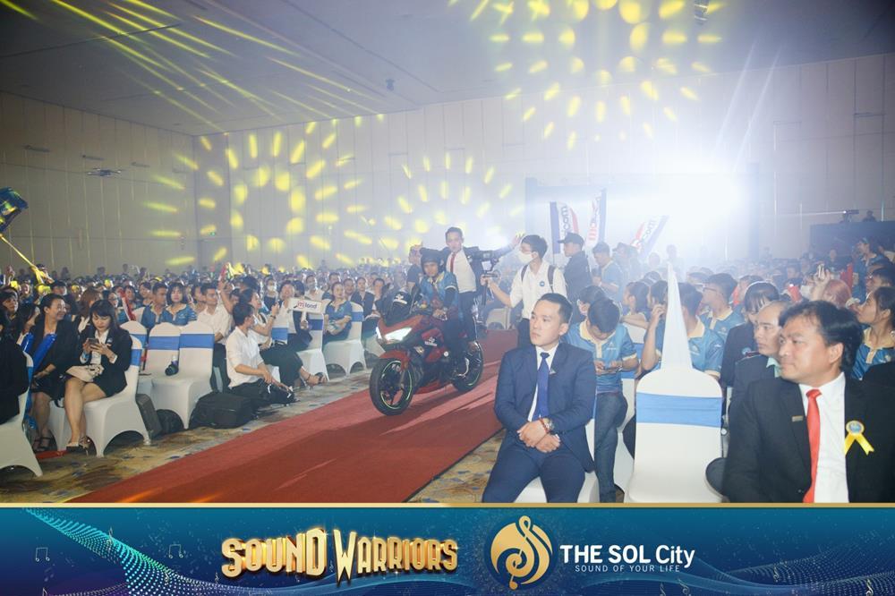 Một số hình ảnh của buổi KICK - OFF dự án The Sol City