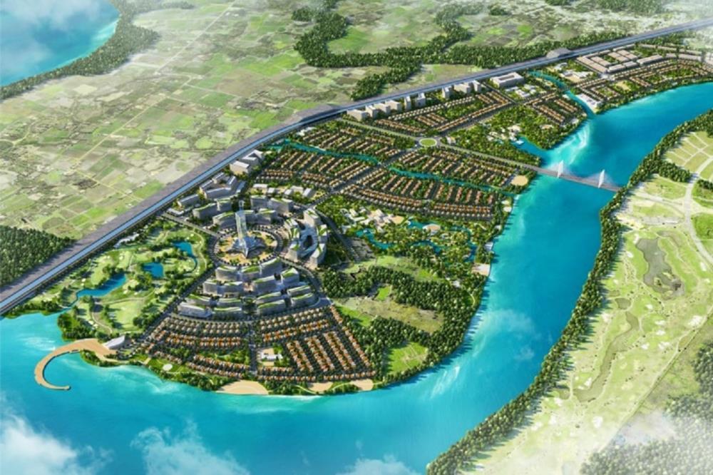 Mặt bằng tổng thể dự án DIC Wisteria City Đồng Nai
