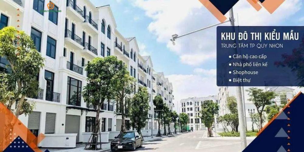 Khu đô thị kiểu mẫu đầu tiên tại Quy Nhơn -Richmond Quy Nhơn
