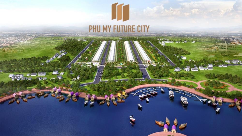 Tiềm năng bất động sản của thị xã Phú Mỹ