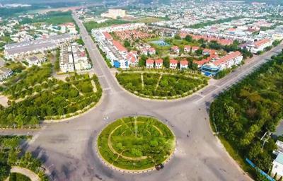 Bến Cát và sự phát triển bất động sản mạnh mẽ