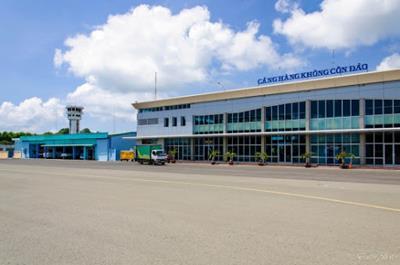 Đề nghị Bộ GTVT sớm duyệt quy hoạch sân bay Côn Đảo
