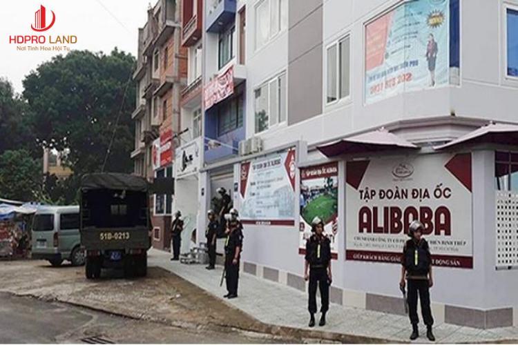 Hàng loạt nhân viên Alibaba bị bắt