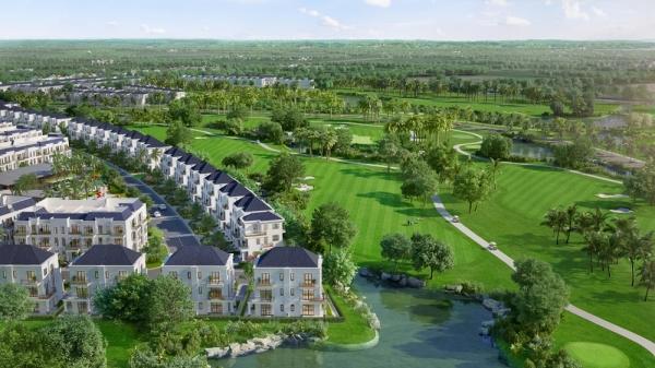 West Lakes Golf & Villas - Một trong các BĐS đất nền triển vọng tại Long An